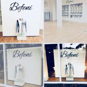 Befeni-Showroom